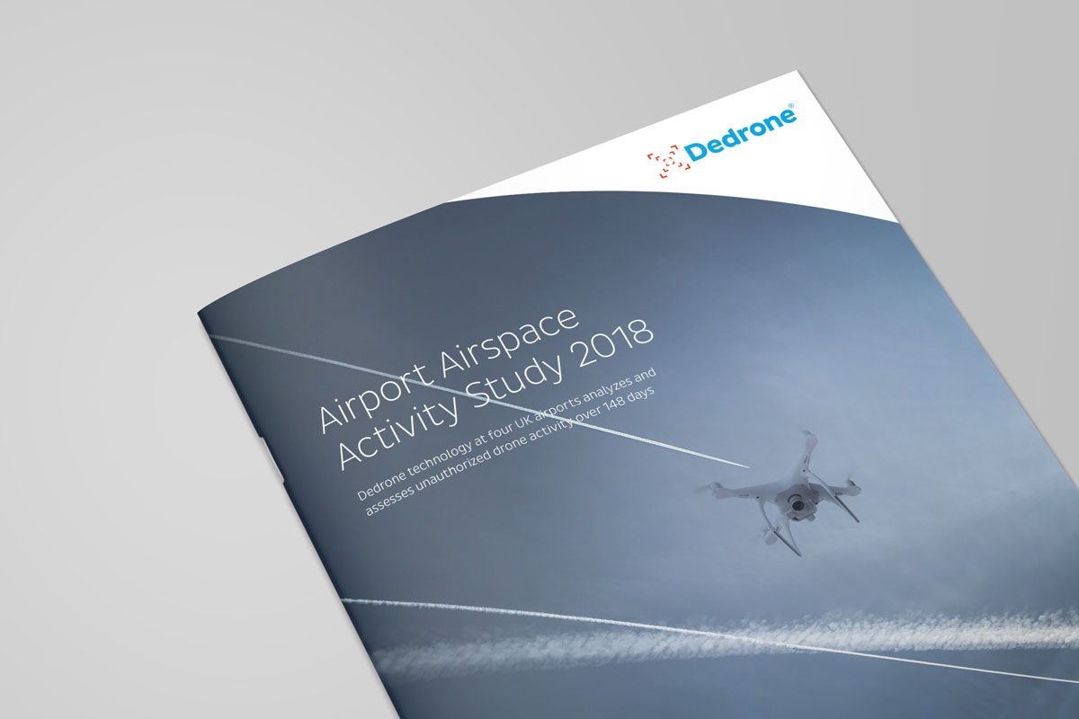 Whitepaper: Dedrone Airport Airspace Activity Report