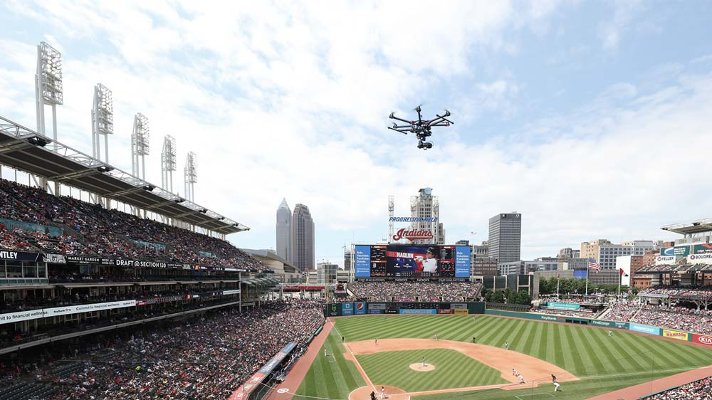 Drone Protection for Events