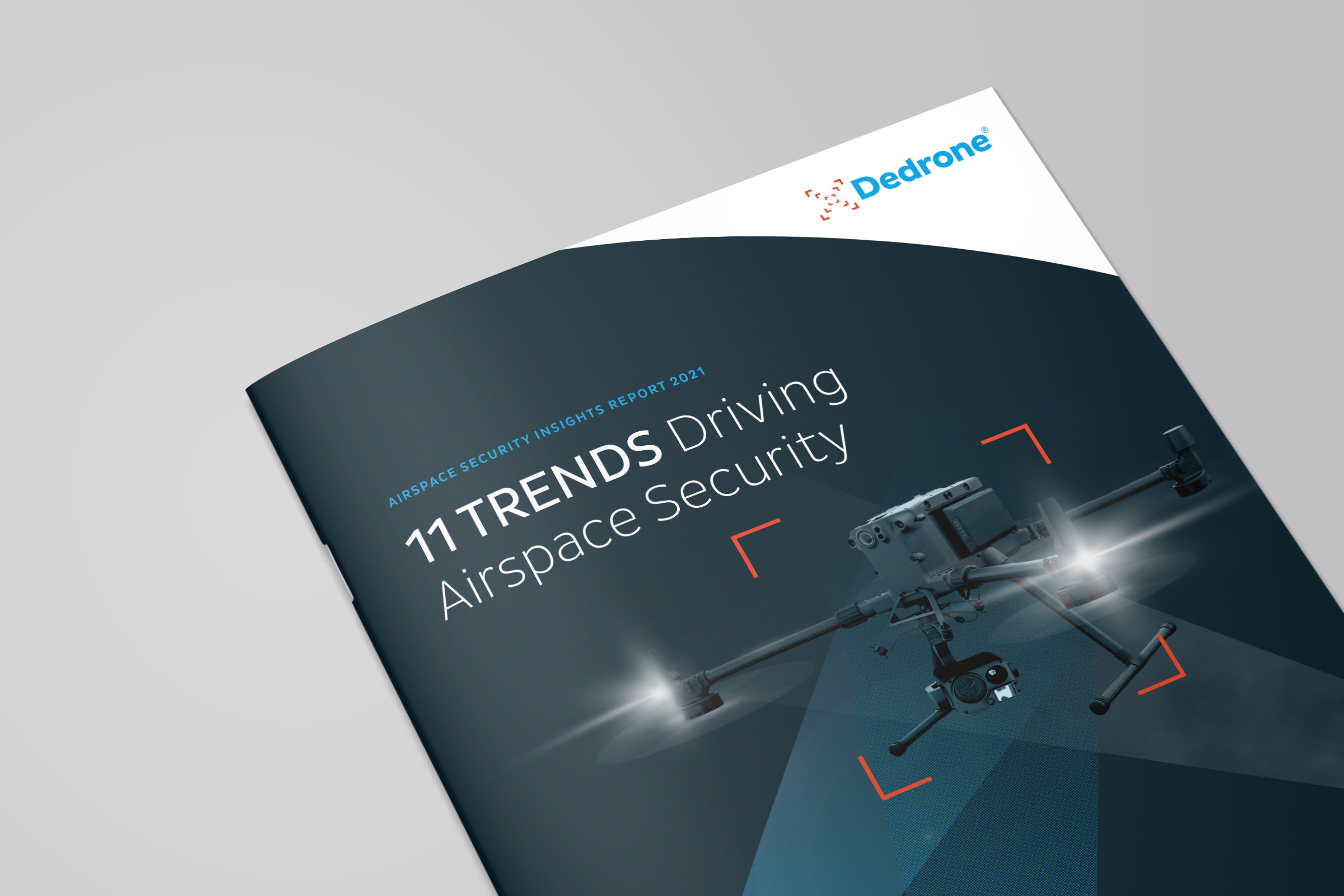 dedrone airspace security report 2021